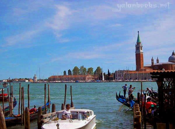 Venice Photography Romanticism 威尼斯 風光攝影 浪漫主義 Yalan雅嵐 黑攝會